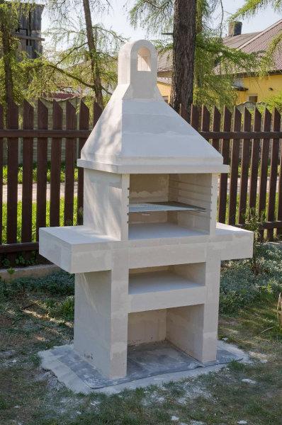 jak zbudowa grill ytong podpowiada ogr d portal budowlany infobud zbuduj z nami swoje. Black Bedroom Furniture Sets. Home Design Ideas
